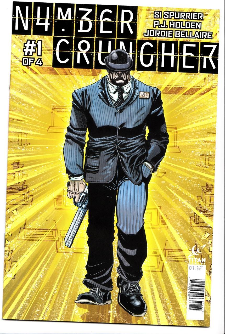 BUY IT: Number Cruncher #1