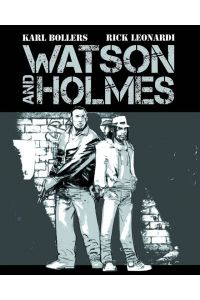 BUY IT: Watson And Holmes #1