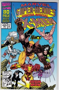 Marvel Winter Special 1991 (first squirel girl)