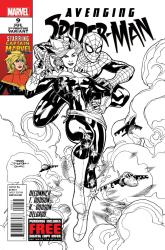 Avenging_Spider-Man_Vol_1_9_Second_Printing_Variant