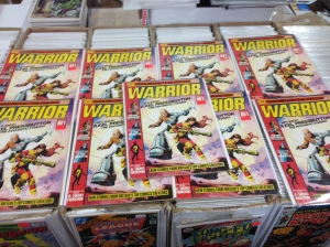 Warrior Magazines 2