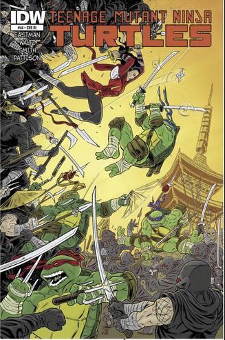 Donatello Tmnt Issue 46