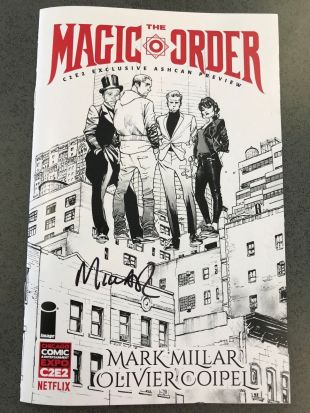 magic order