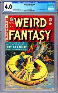 weird fantasy 18