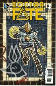 dr. fate #1