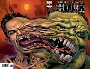 Immortal Hulk #16 Second Print