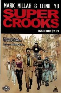 super crooks #1