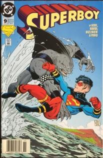 superboy 9