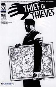 Thief of Thieves #1 Comics Pro Variant