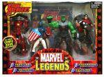 young avengers box set