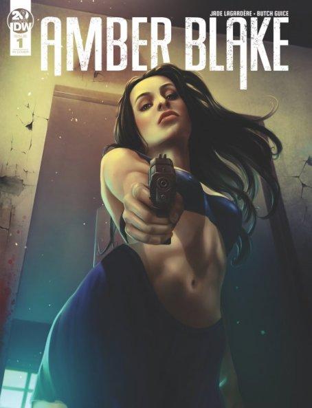 Amber Blake #1