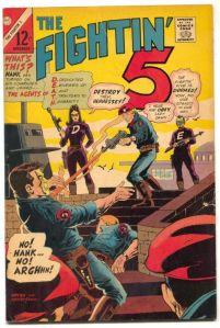 Fighting 5 #40