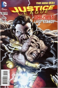 Justice league V2 #21