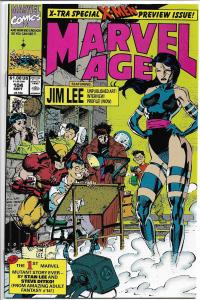 Marvel Age 104