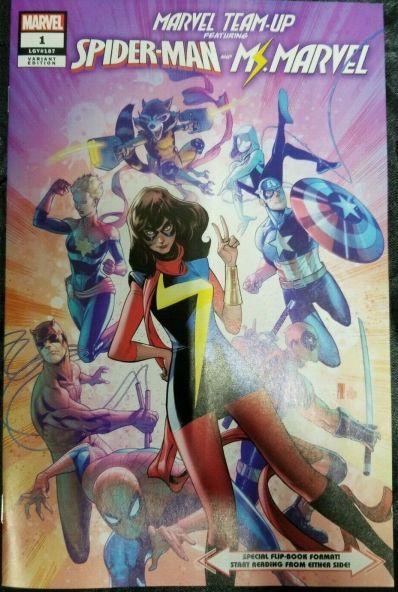 Marvel Team Up Medina #1