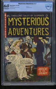 Mysterious Adventures #17
