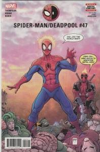spider-man deadpool 47