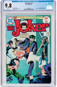 The Joker #1 cgc