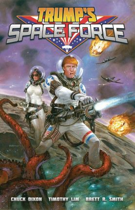 Trumps space force #1