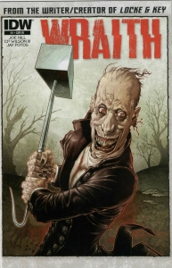 Wraith #1 1-10 Variant