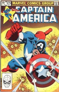 Captain America #275