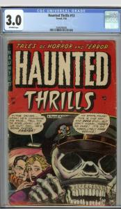 Haunted Thrills #3