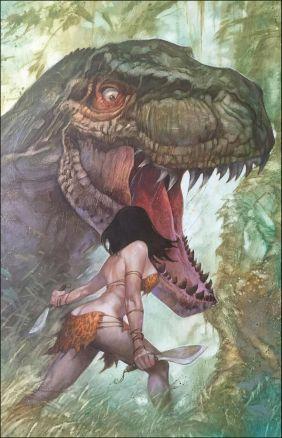 Jungle Comics #1 Dorman 24.99 suggested rp