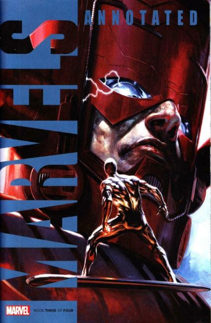 Marvel Annotated #3