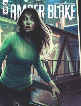 Amber Blake #4 1-10 variant