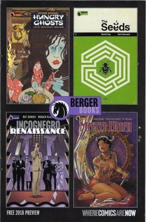 Berger Books Ashcan