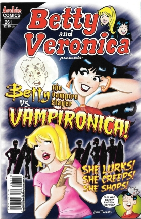 Betty and Veronica 261