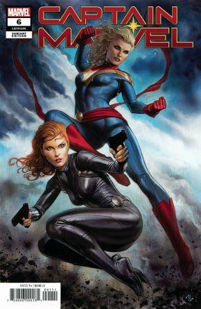 Captain Marvel #6 Granov