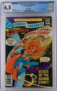 DC Comics Presents #22