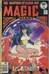 DC Super-Stars of Magic #11