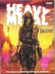 Heavy Metal #262 2