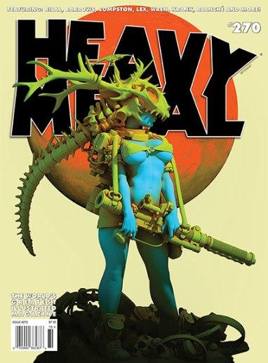 Heavy Metal #270