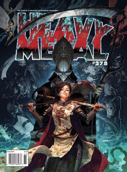 Heavy Metal #278 1