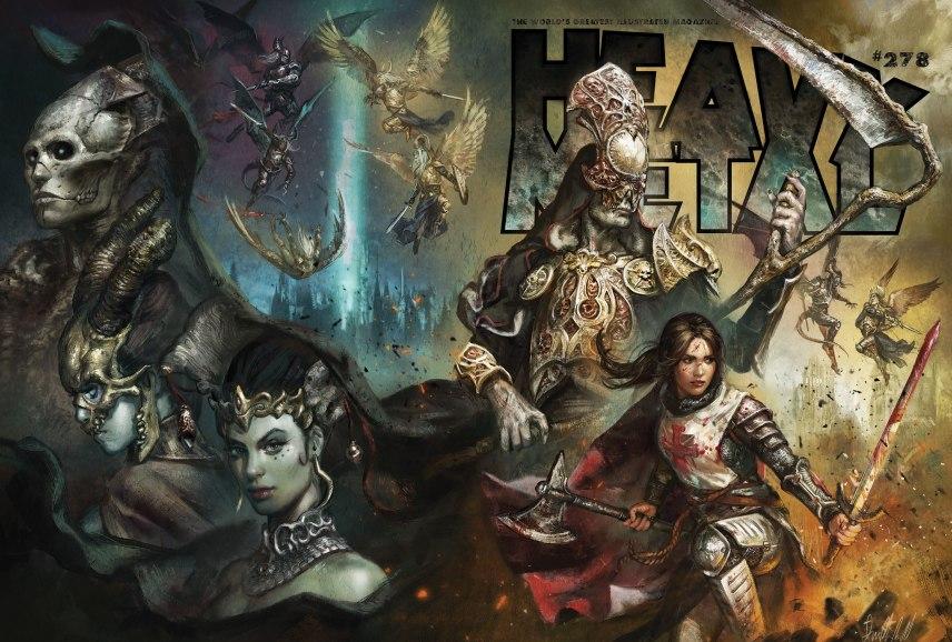 Heavy Metal #278 3