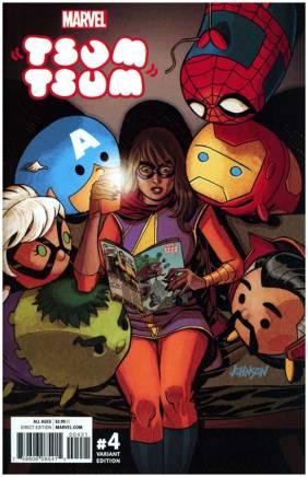 Marvel Tsum Tsum #4