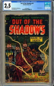 Out of the Shadows #8