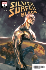 Silver Surfer Black #1 Parel