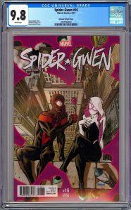 Spider-Verse #16 CGC