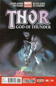 Thor God of Thunder #6