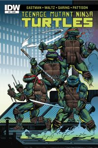 TMNT #51 Cover A