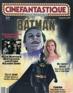 Cinefantastique November 1989 issue Volume 20 #1 #2