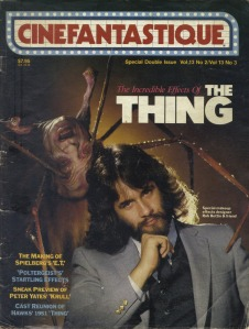 Cinefantastique Volume 13 #2 #3