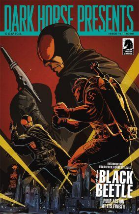 Dark Horse Presents Volume 2 #11 Cover B