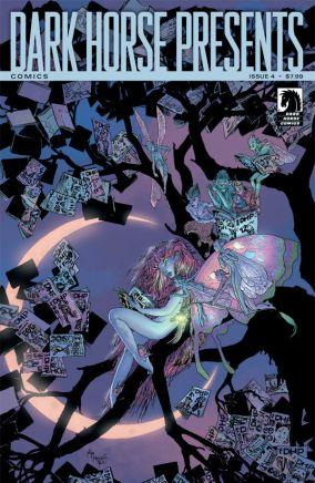 Dark Horse Presents Volume 2 #4 Variant