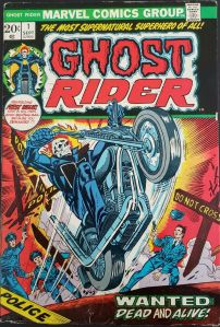 Ghost Rider #1 1973