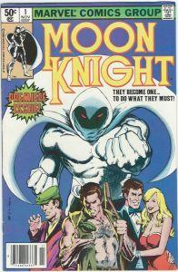 Moon Knight #1 1980